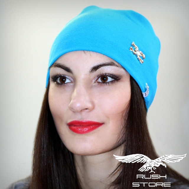 Купить женскую шапку