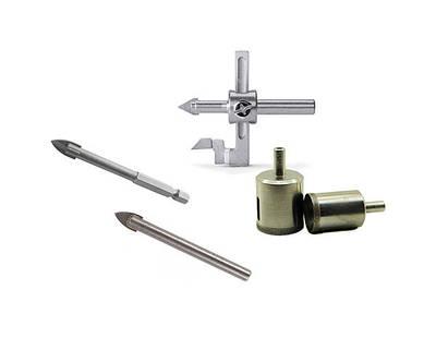Оснастка инструмента для обработки стекла и керамики