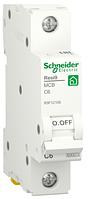 Автоматичний вимикач R9F12106 1P 6A C Resi9 Schneider Electric
