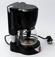 Кофеварка капельная MAESTRO MR-406   кофемашина Маэстро, Маестро (550 Вт, на 4-6 чашек, с подсветкой)
