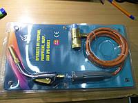 Сварочная горелка МАР газ  RTM 1S 660 с пьезорозжигом