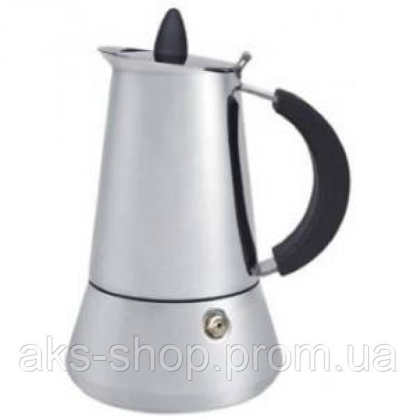Кофеварка гейзерная 600 мл Maestro MR-1668-6 6 чашек