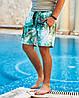 Мужские пляжные шорты из плащевой ткани с подкладкой, размеры от 48 до 56, фото 2