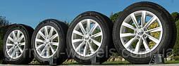 "Диски, шины 215/60 R17 VW TIGUAN MODEL ""PHILADELPHIA""  5N0 601 025 AN"