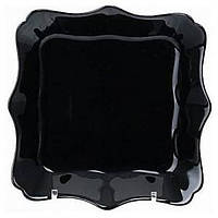 Authentic Black.Тарелка десертная 20,5см Luminarc J1336