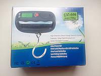 Весы портативные электронные, кантер  QZ-606