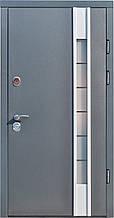 Двери уличные, модель Thermo Steel 21-12, замки Kale(Турция), 3 года гарантии на покрытие!