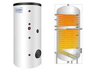 Накопительный водонагреватель косвенного нагрева Cordivari BOLLY 2 ST WB 200л с двумя теплообменниками