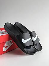Шлёпанцы / Тапки Nike black