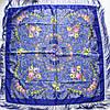 """Павлопосадський платок """"Таємниця серця"""" (90см) 608014, фото 2"""