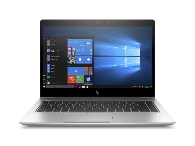 Ноутбук HP EliteBook 840 G5-Intel-Core-i5-7300U-2,60GHz-8Gb-DDR4-256Gb-SSD-W14-IPS-FHD-Web-(С)- Б/У