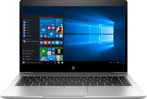 Ноутбук HP EliteBook 840 G6-Intel-Core-i5-8365U-1,60GHz-8Gb-DDR4-256Gb-SSD-W14-IPS-FHD-Web-(A)- Б/У