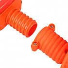 ОПТ Массажный обруч Pro Massaging Hula Hoop умный хулахуп тренажер со счетчиком для похудения портативный, фото 6