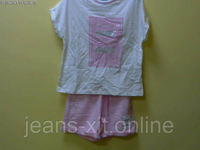 Fashion костюм женский L(р) розовый 32969-002 RAW Турция Лето-D