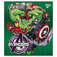 Тетрадь А5 12 Лин. YES Marvel