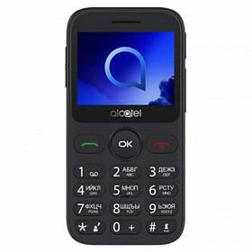 Телефон Alcatel 2019 Black/Metallic Silver Гарантія 12 місяців
