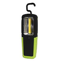 Ліхтарик BL 205 COB Зелений