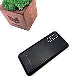 Акумулятор зовнішній 10000 mah універсальний Портативний зарядний power bank 3 в1 МАГНИТ 3в1 + ліхтарик павер банк, фото 9