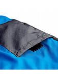 Туристичний спальний мішок спальник для літа в палатку намет літній сірий SportVida (SV-CC0014), фото 4