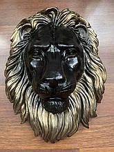 Декор Голова Лева