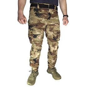Тактичні штани Lesko B603 розмір 34 Цифровий камуфляж КОД: 4257-12636