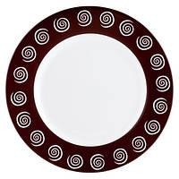 Тарелка десертная Luminarc Sirocco Brown 195 мм H4884