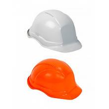 Каска защитная универсальная, оранжевая