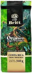 Кофе Cafe Britt Costa Rican Organic в зернах 340 г