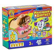 """Настольная игра 7233 """"Маленький дантист""""  """"FUN GAME"""". Развивающая игра."""