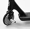 "Трюковий самокат Best Scooter 61375 ""Simbiote"" Cr-Mo чорний, фото 8"