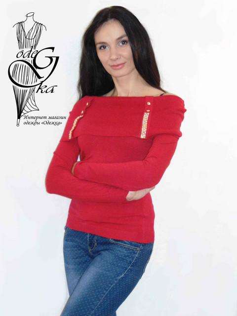 Кофты свитера женские