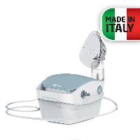 Новинка Ингалятор Dr. Frei Turbo Flow, Италия, регулировка частиц