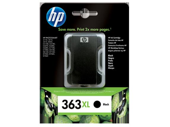 Струменевий картридж HP №363XL (C8719EE) Black прострочений, з можливістю повернення