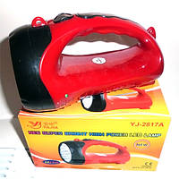 Фонарь ручной аккумуляторный YJ  № 2817