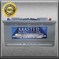Аккумулятор Master 6CT-100-0 100Ah/800A R+ 0 (Мастер) ACO Group Автомобильный АКБ Кислотный Украина НДC