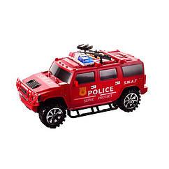 Дитячий сейф-скарбничка Машинка Metr+ 143ST (Червоний)