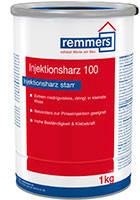 2-компонентная эпоксидная смола для инъектирования, жесткая (после отверждения) Injektionsharz 100