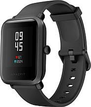 Смарт - часы Xiaomi Amazfit Bip S Carbon Black. GPS. Умные часы A1821