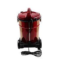 Вакуумный контейнерный пылесос Haeger HG-6667 для дома с контейнером для сухой уборки, фото 5