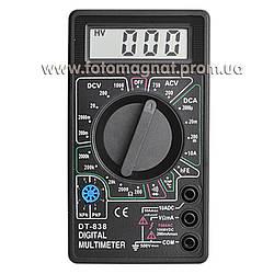 Тестер 838-2(тестер мультиметр)