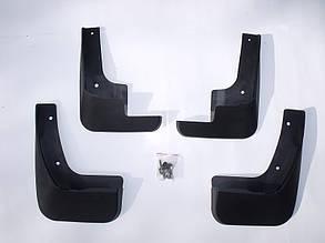 Брызговики под оригинал (4 шт) для Peugeot 301/Пежо 301 2014+