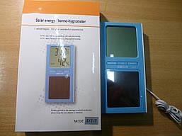 Термометр DT-7с двойным  измерением термогигрометр
