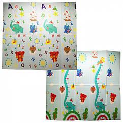 Детский Термоковрик складной CARRELLO 200-3 в сумке 200х1х180 см
