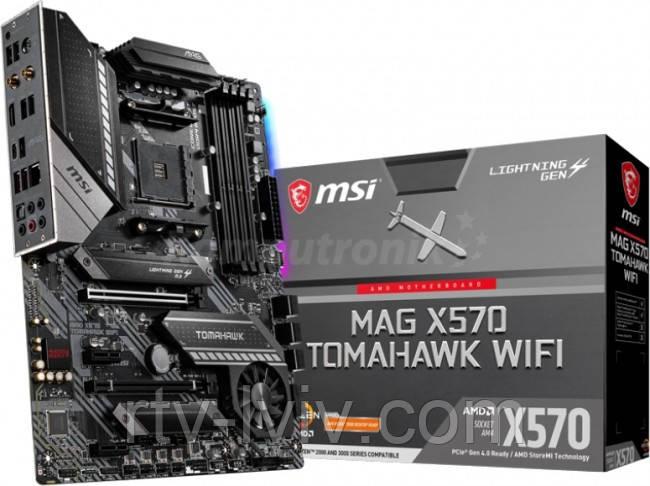 Материнская плата MSI MAG X570 TOMAHAWK WIFI