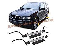 Пороги оригинальные для BMW X5 1999-2006 , фото 1