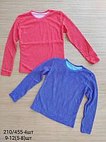 Цветная водолазка для девочек, 9-12 лет, Турция, опт