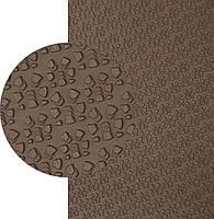 BISSELL, БИЗЕЛ, art.033, р. 760*570*2 мм, цв. коричневый - резина подметочная/профилактика листовая