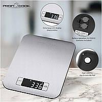 Кухонные весы электронные Profi Cook ProfiCook PC-KW 1061 (Германия)
