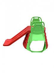 Детская горка с туннелем DOLONI-TOYS 01470/11