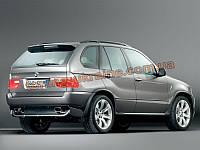 Юбка задняя на BMW X5 E53 1999-06 , фото 1